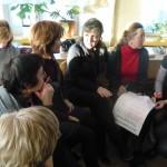 Работа педагогов в группах.