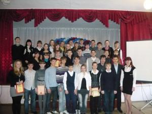 Победители и призеры городского тура олимпиад 2010-2011 учебного года