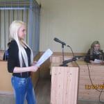 Роль свидетеля - Дмитриева К.