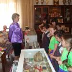 Ребята посетили музей кукол в СОШ № 4