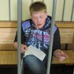 Роль обвиняемого - Кильдибеков Д.