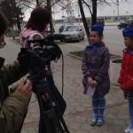 Дали интервью РИМ-ТВ