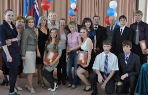 Победители и призеры фестиваля 2011-2012 учебный год Лицея № 10