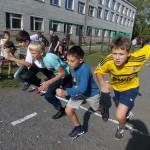 Осенний кросс (школьный тур)