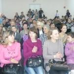 Мамы учащихся Лицея на концерте