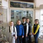 Выставка Минераллов